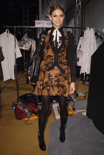 Etro at Milan Fall 2008 (Backstage)