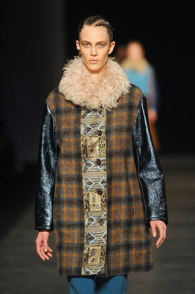 Etro at Milan Fall 2011
