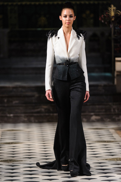 Eymeric François at Couture Fall 2016