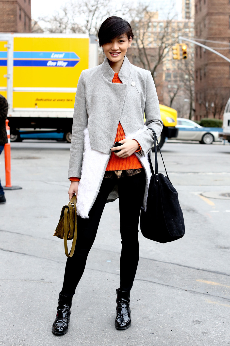New York Fashion Week Fall 2013 Models Pictures Livingly