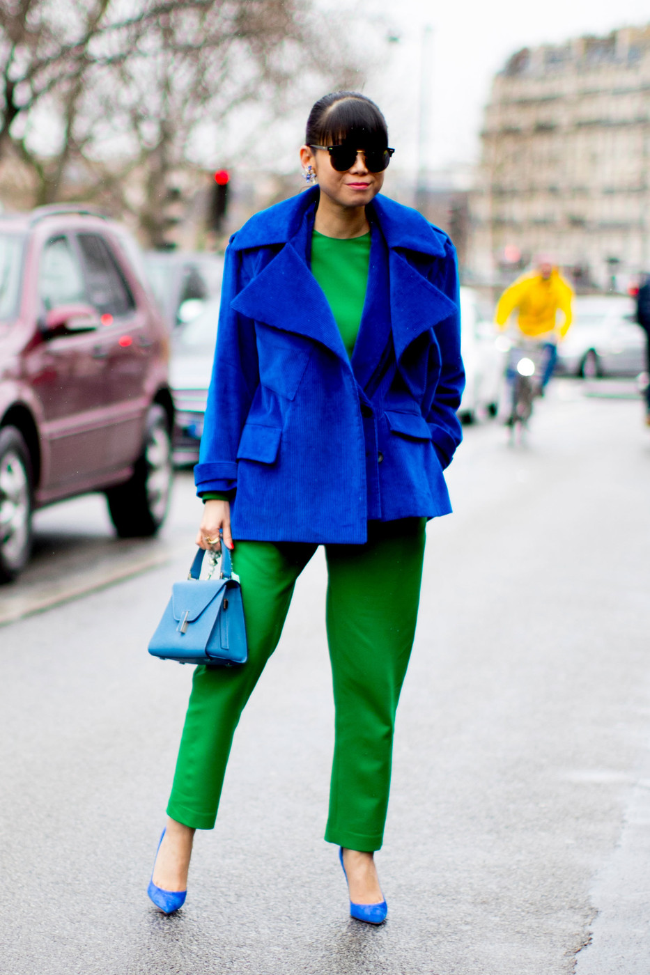 60 Outfit Ideas From Paris Fashion Week's