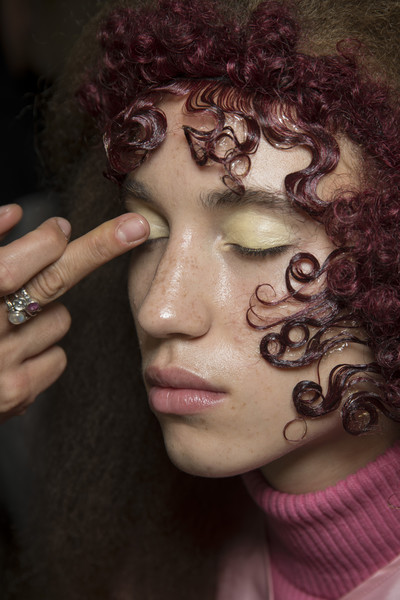 Fashion East at London Spring 2019 (Backstage)