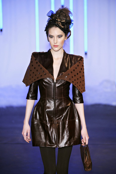 Fatima Lopes at Paris Fall 2010