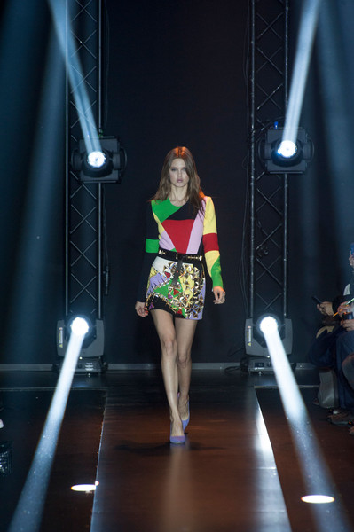 Fausto Puglisi at Milan Fall 2014