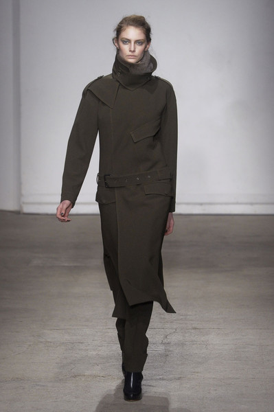 Felipe Oliveira Baptista at Paris Fall 2011