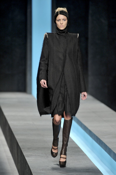 Fendi at Milan Fall 2009