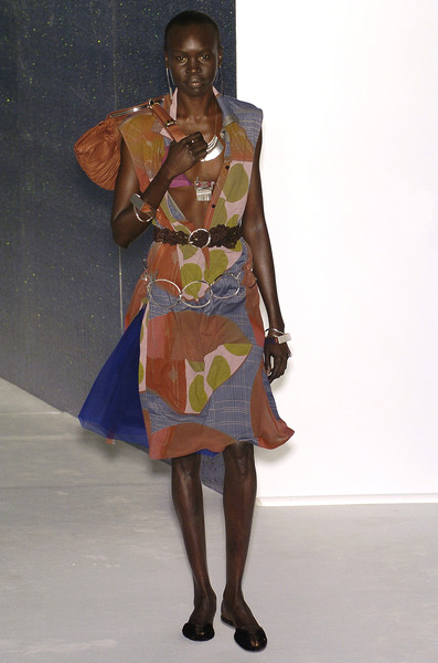 Fendi at Milan Spring 2005