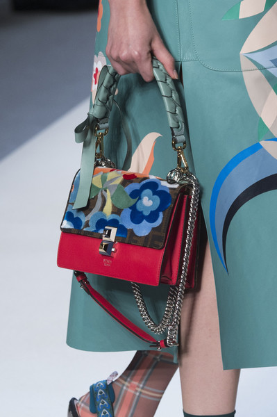 Fendi at Milan Spring 2018 (Details)
