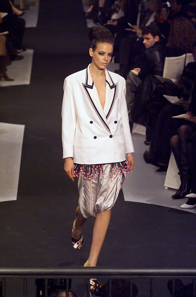 Féraud at Couture Spring 2001