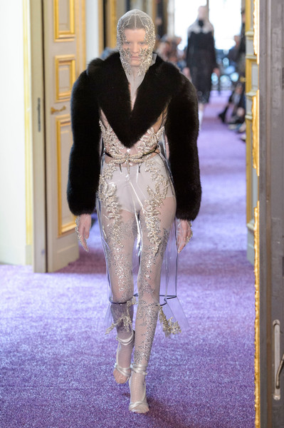 Francesco Scognamiglio at Couture Fall 2016