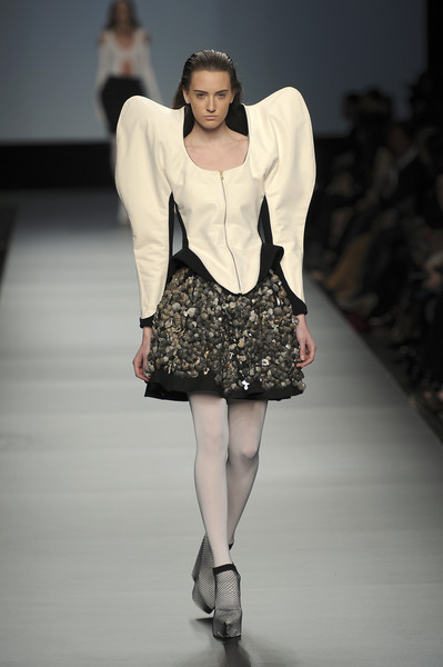 Francesco di Giorgi at Milan Fall 2010