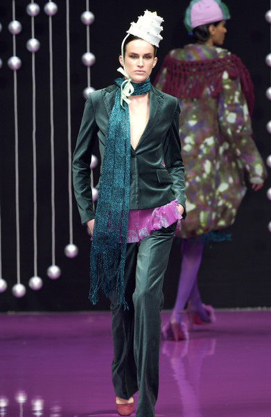Frankie Morello at Milan Fall 2005