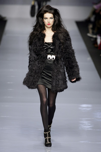 Frankie Morello at Milan Fall 2008