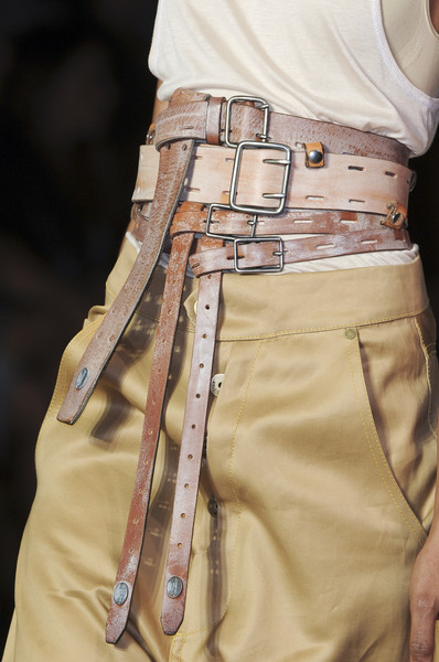 G-Star Raw at New York Spring 2011 (Details)