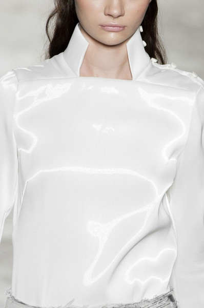 Gabriele Colangelo at Milan Fall 2013 (Details)