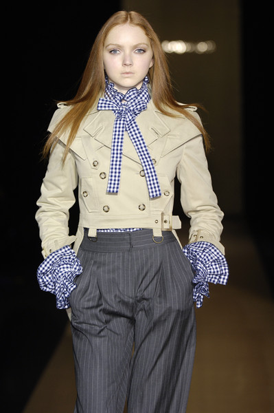 Gaetano Navarra at Milan Fall 2006