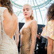 Backstage at Galia Lahav Couture Spring 2017