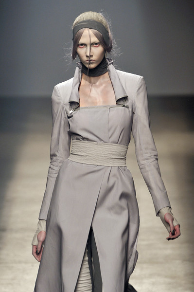 Gareth Pugh at Paris Spring 2010