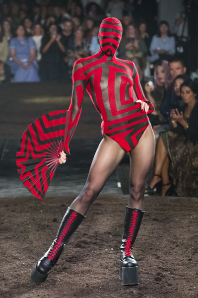 Gareth Pugh at London Spring 2019