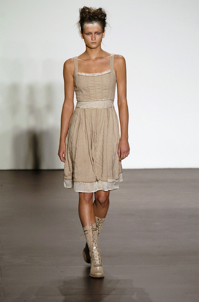 Gary Graham at New York Spring 2006