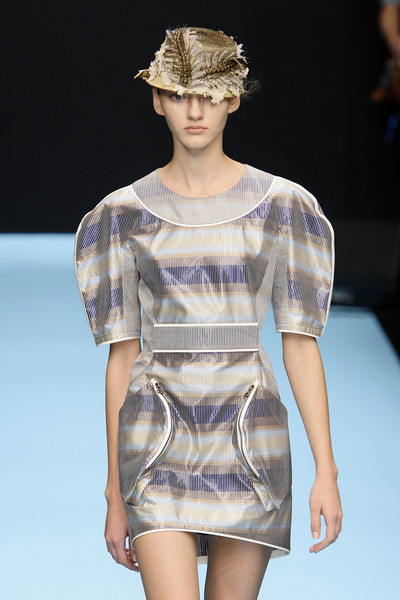 Gaspard Yurkievich at Paris Spring 2010