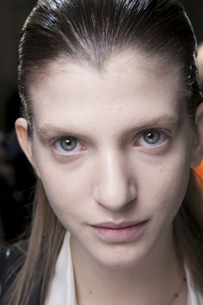 Giambattista Valli at Paris Fall 2013 (Backstage)