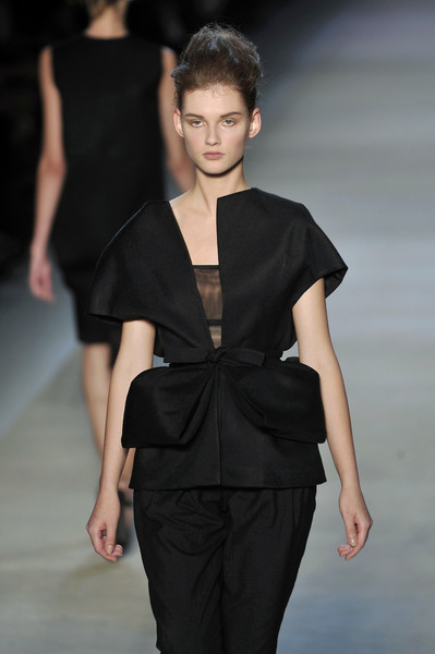 Giambattista Valli at Paris Spring 2009