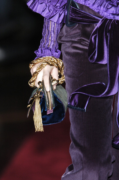 Gianfranco Ferré at Milan Fall 2006 (Details)