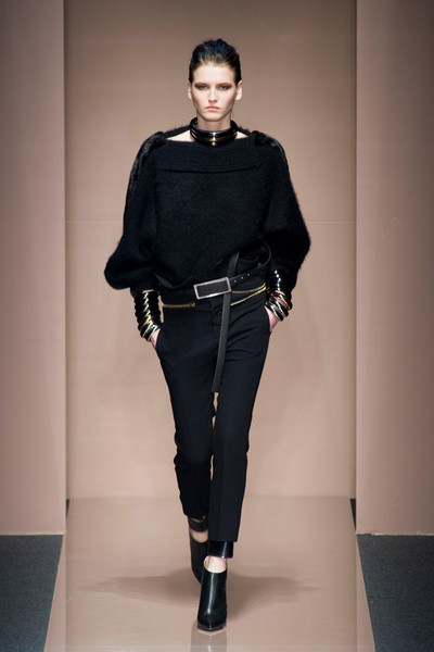Gianfranco Ferré at Milan Fall 2013