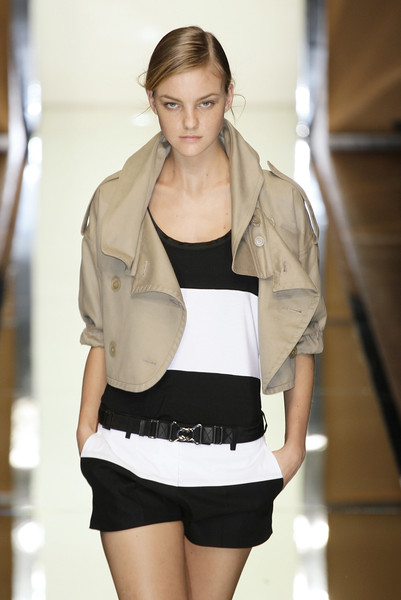 Gianfranco Ferré at Milan Spring 2007