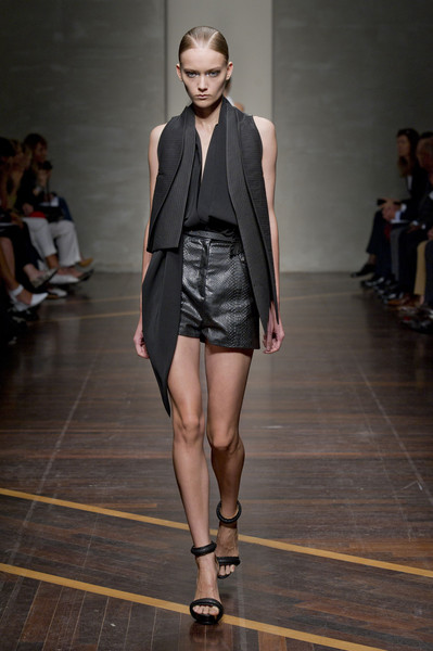 Gianfranco Ferré at Milan Spring 2013