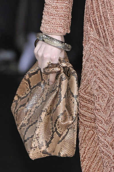 Giorgio Armani at Milan Fall 2011 (Details)
