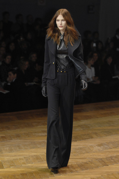 Givenchy at Paris Fall 2007