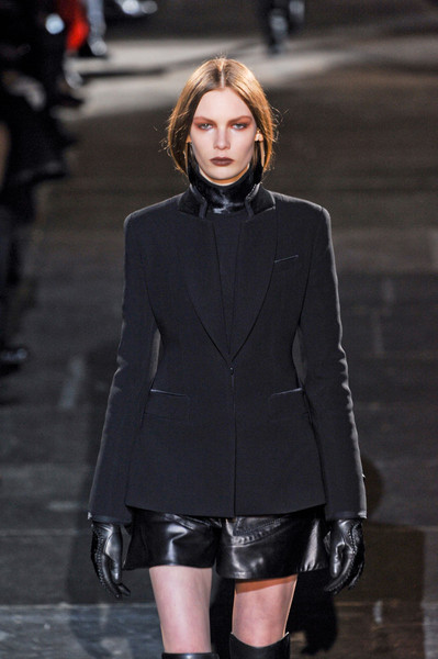 Givenchy at Paris Fall 2012