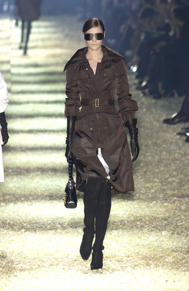 Gucci at Milan Fall 2003