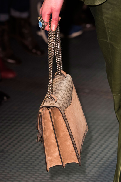 Gucci at Milan Fall 2015 (Details)