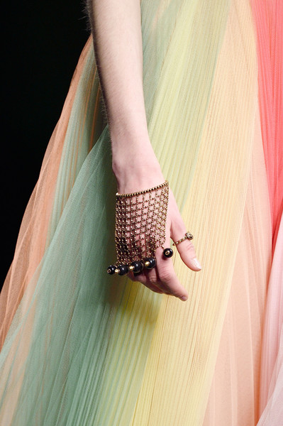 Gucci at Milan Fall 2016 (Details) [pink,dress,finger,hand,fashion,joint,arm,shoulder,fashion accessory,footwear,fashion accessory,fashion,runway,fashion design,model,haute couture,joint,gucci,milan fashion week,fashion show,fashion,runway,fashion design,model,fashion show,fashion accessory,milan fashion week,gucci,haute couture]