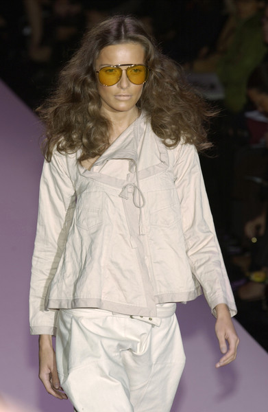 Gucci at Milan Spring 2002