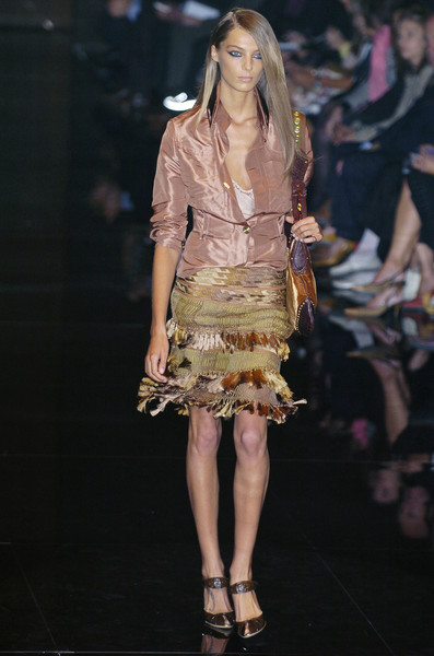 Gucci at Milan Spring 2005
