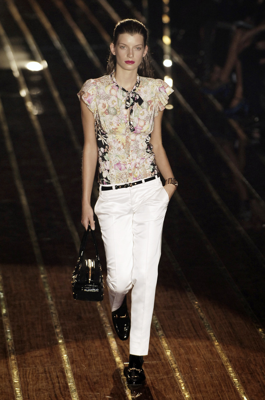 Gucci Spring 2006 Runway Pictures