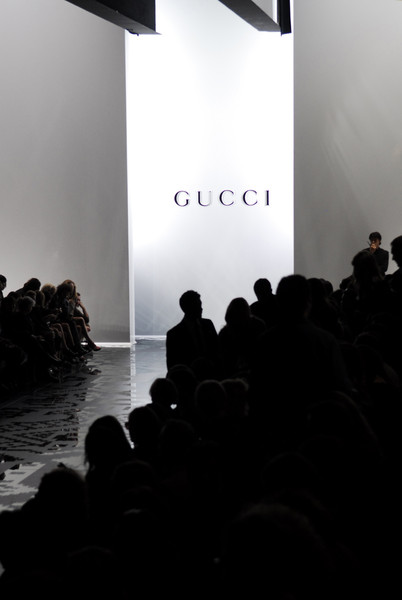 Gucci at Milan Spring 2010