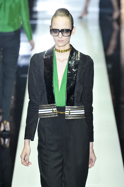 Gucci at Milan Spring 2012