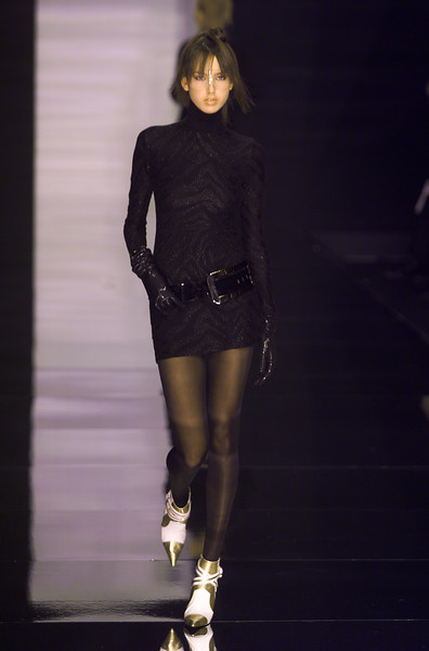Guerriero at Milan Fall 2001