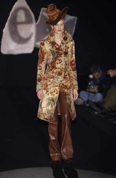 Guerriero at Milan Fall 2002
