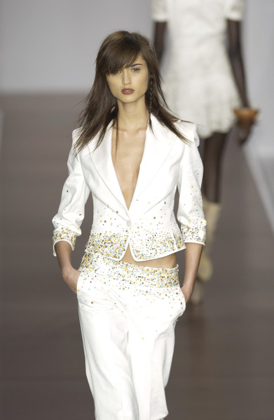 Guerriero at Milan Spring 2002