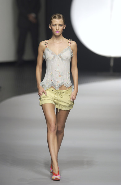 Guerriero at Milan Spring 2004