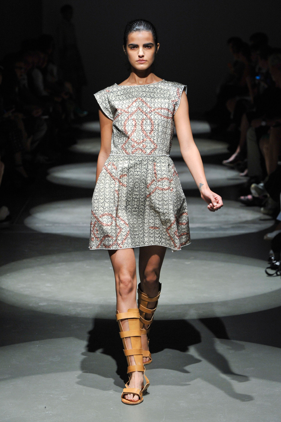 Hache At New York Fashion Week Spring 2013 Livingly