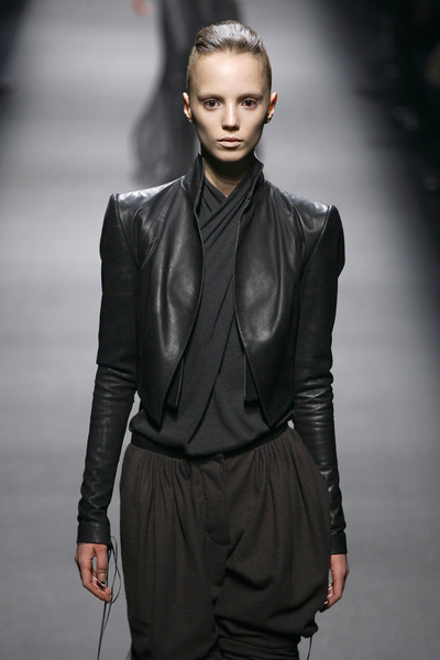 Haider Ackermann at Paris Fall 2008