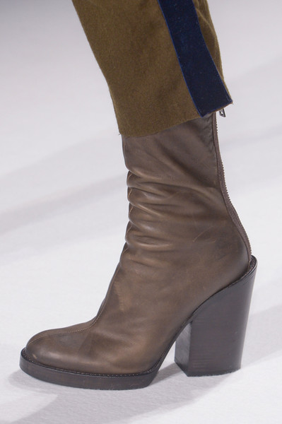 Haider Ackermann at Paris Fall 2013 (Details)
