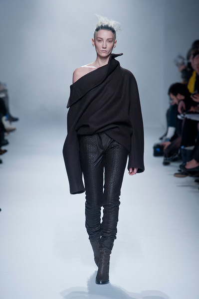 Haider Ackermann's Falling-Off Jacket